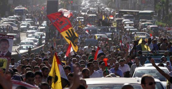 Mısır'da cuma gösterileri