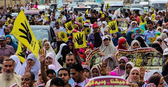 Mısır'da gösteri kanunu tasarısına ret...