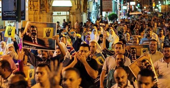 Mısır'da gösteriler ivme kazandı
