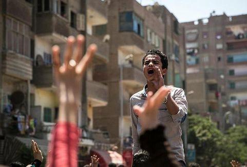 Mısır'da kan aktı...
