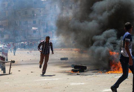 Mısır'da müdahalede ölü sayısı yükseldi...