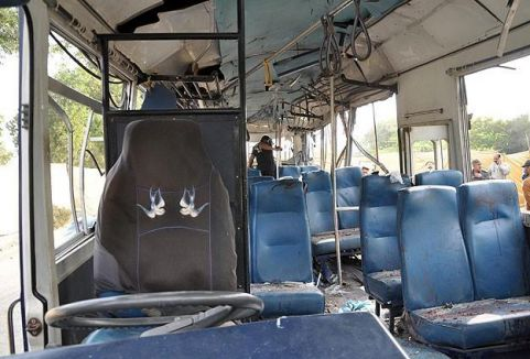 Mısır'da turistlere saldırı...