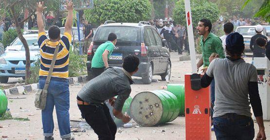 Mısır'daki gösterilerde üniversite öğrencisi hayatını kaybetti...