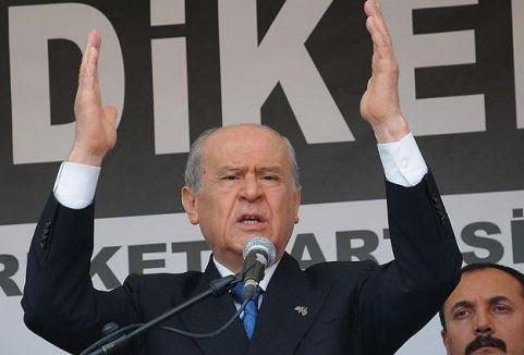 MİT, AKP'nin yan kuruluşu olacak...