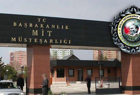 MİT'in parlamento denetimine Anayasa engeli...