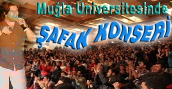Muğla'da Şafak Konseri