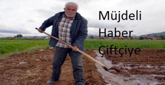 Müjdeli Haber Çiftçilere