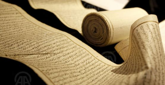 Mukaddes Miras Mushaf-ı Şerif Sergisi açıldı