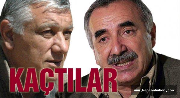 Murat Karayılan İran'a, Cemil Bayık Suriye'ye kaçtılar