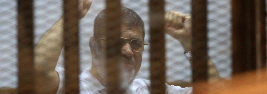 Mursi Ceza Mahkemesi'ne sevkedildi