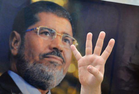 Mursi, mahkeme heyetine tepki gösterdi...