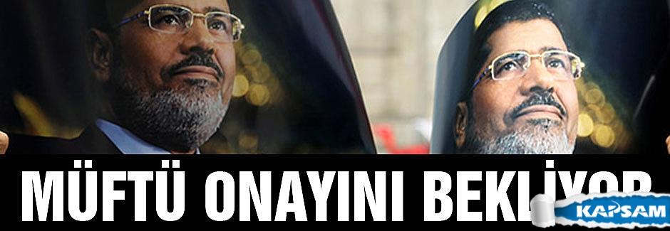 Mursi'ye idam cezası!!!