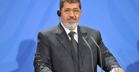 Mursi'den bayram mesajı