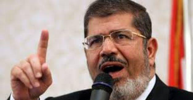 Mursi'den Mahkemeye Rest...