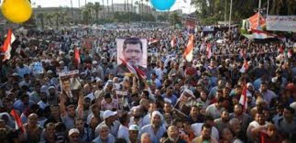 Mursi'ye Doğum Günü Kutlaması...