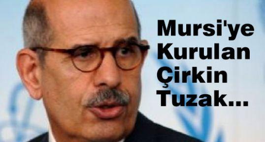 Mursi'ye Kurulan Çirkin Tuzak...