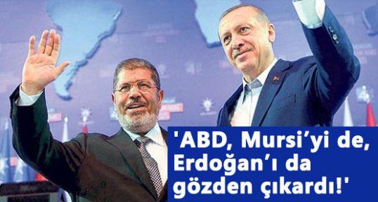 ABD Mursi  Gibi  Erdoğan'da mı gözden çıkardı!