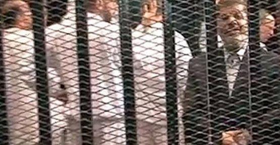 Mursi'yle görüştüler