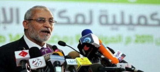 Müslüman Kardeşler liderine tutuklama