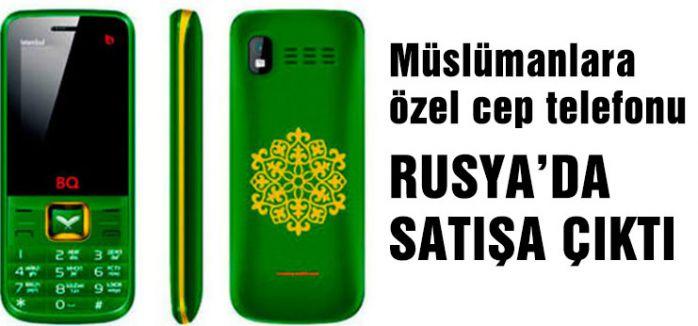 Müslümanlara özel cep telefonu