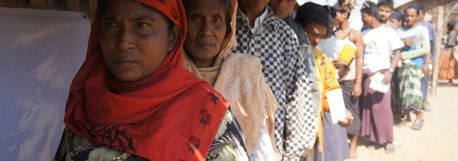 Myanmar'da nüfus sayımı yapılacak...