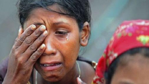 Myanmar'da Yaşanan Müslüman Katliamı