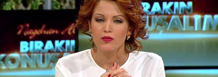 Nagehan Alçı'ya Sosyal Medyadan Tepki...