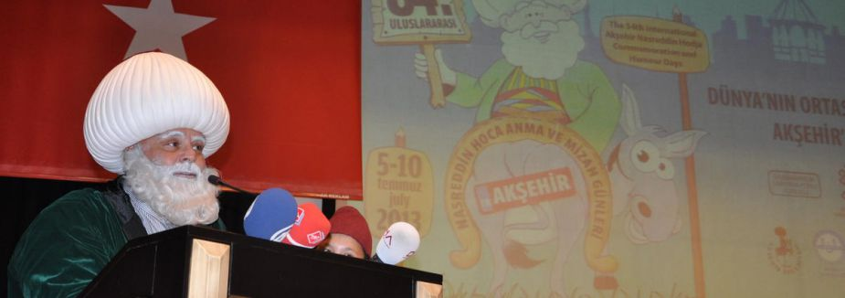 Nasreddin Hoca Japonya'da...