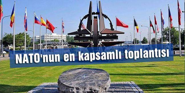 Nato'da En Kapsamlı Toplantı...