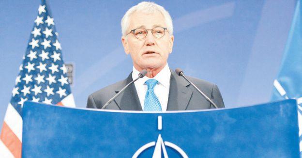NATO'ya sert, çevik güç tepkisi