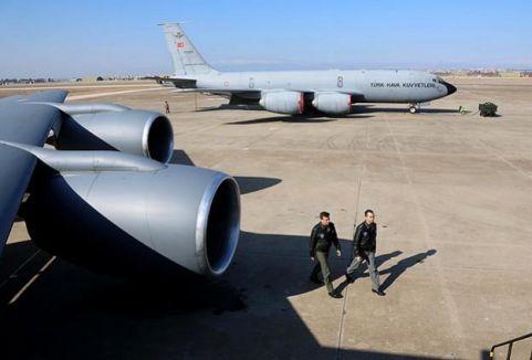 NATO'ya tanker uçak taahhüdü...