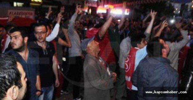 Nevşehir'de MHP'in Başarı sevinci