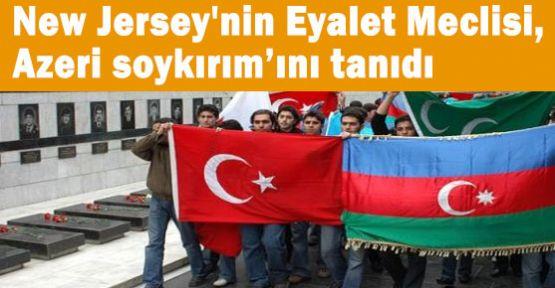 New Jersey, Azeri soykırımı'nı tanıdı