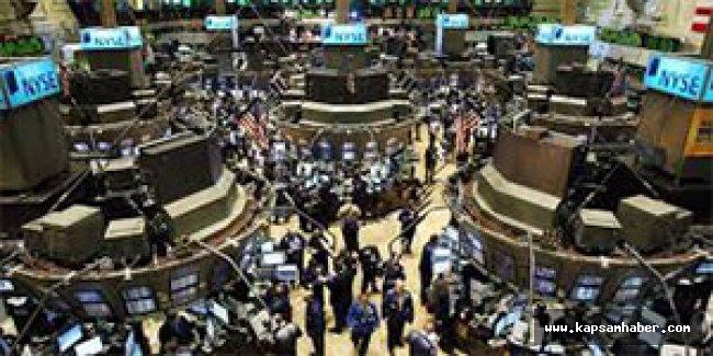 New York Borsası'nda tüm işlemler durduruldu