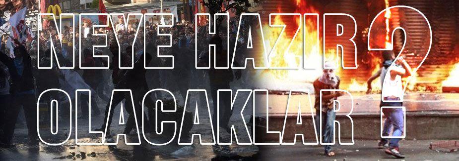 PKK NEYE HAZIR OLACAKLAR?