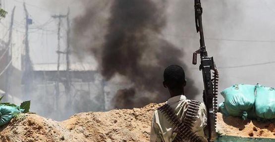 Nijerya'da ordu militan kampını bombaladı