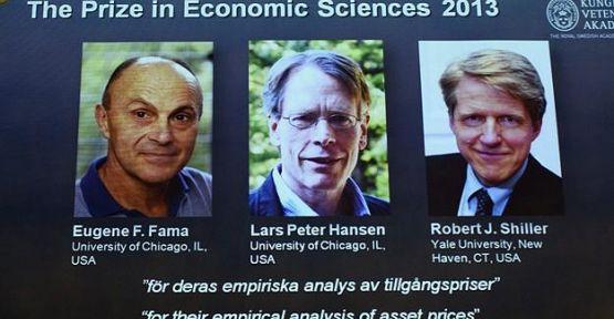 Nobel Ekonomi Ödülü 3 ABD'li ekonomistin