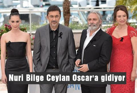 Nuri Bilge Ceylan Oscar'a gidiyor