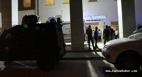 Nusaybin'de zırhlı araca bombalı saldırı: 3 polis şehit