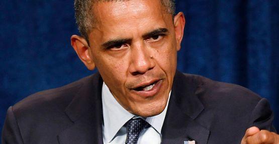 Obama Çıldırdı...