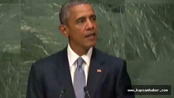 Obama'dan Esed İçin 'Tiran' Nitelemesi