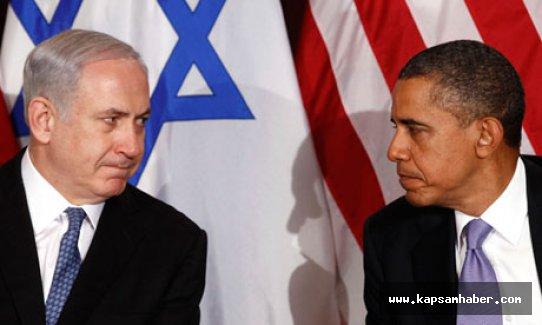 Obama, İsrail Başbakanı Netanyahu ile görüştü