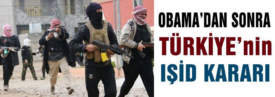 Obama O Planı açıkladı Türkiye Yok'um dedi