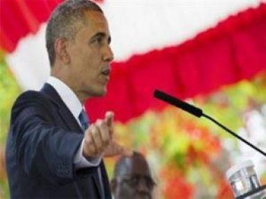 Obama: Pazarlığa girişmem!
