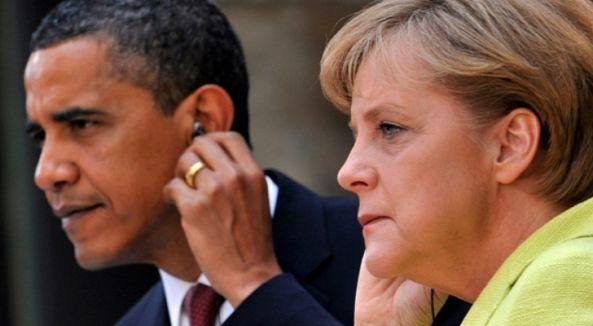 Obama ve Merkel'den Rusya'ya Uyarı...