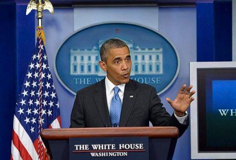 Obama:'barışa şans vermek istiyoruz'