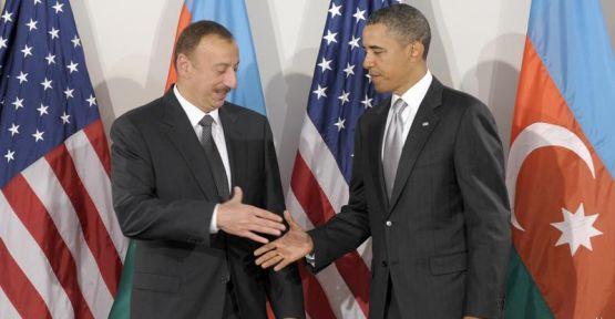 Obama'dan Aliyev'e Mektup...