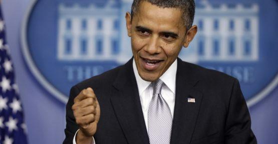 Obama'dan Müdahale Sorusuna Flaş Açıklama...