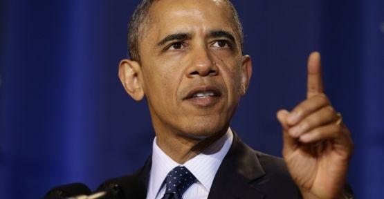 Obama:'Elimizde Kanıt Var Oyun Bitti'