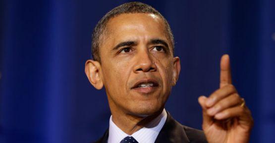 Obama:'Savaşımız İslam'la değil'